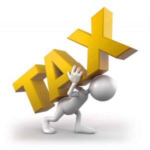 Краткая справка по налогам 2018 год